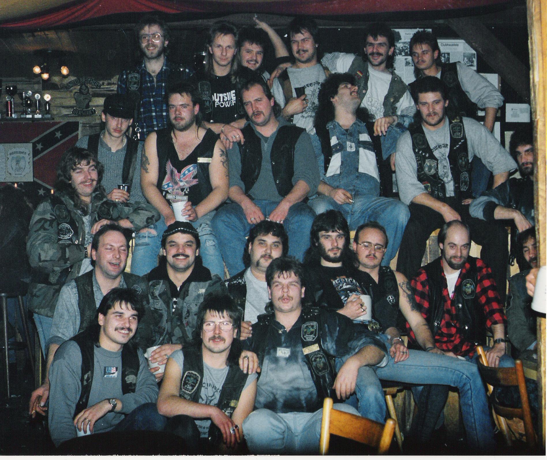 1986 wurde das 1 Mai Meeting ins Leben gerufen das bis